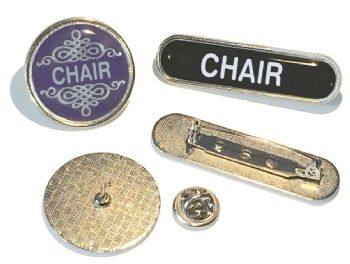 CHAIR badge